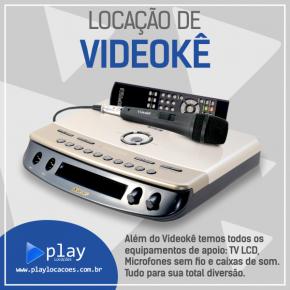 LOCAÇÃO DE KIT VIDEOQUÊ / KARAOKÊ  EM MONTES CLAROS