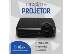 LOCAÇÃO DE PROJETOR / DATA SHOW EM MONTES CLAROS