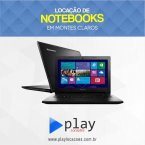 LOCAÇÃO DE NOTEBOOK PARA EVENTOS EM MONTES CLAROS