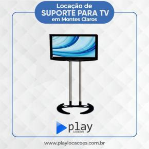 LOCAÇÃO DE SUPORTE PARA TV EM MONTES CLAROS